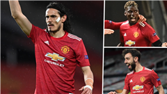 Cavani, Pogba and Fernandes supply the class to put Man Utd on the brink of Solskjaer's first final