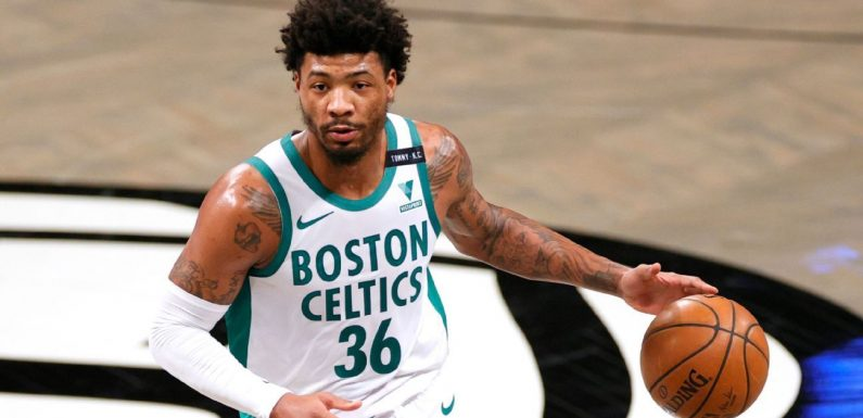 Celts' Smart suspended for 'threatening language'