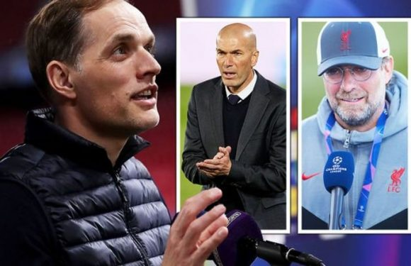 Chelsea boss Thomas Tuchel picks preferred winner from Liverpool and Real Madrid clash