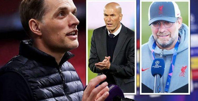 Chelsea boss Thomas Tuchel picks preferred winner from Liverpool and Real Madrid clash