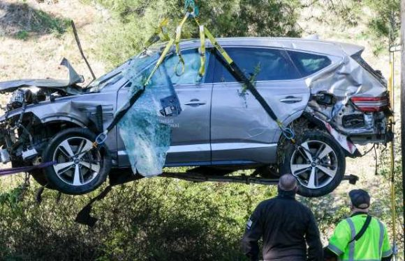 'Conclusions are misguided:' Tiger Woods crash investigation criticized by forensic experts