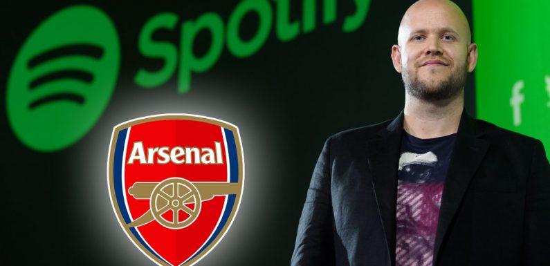 Daniel Ek's Arsenal takeover and what bid means for Gunners and Stan Kroenke