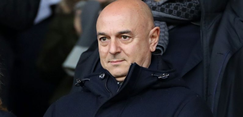 """Daniel Levy says he """"enjoyed"""" working with Mourinho – despite Spurs sacking him"""