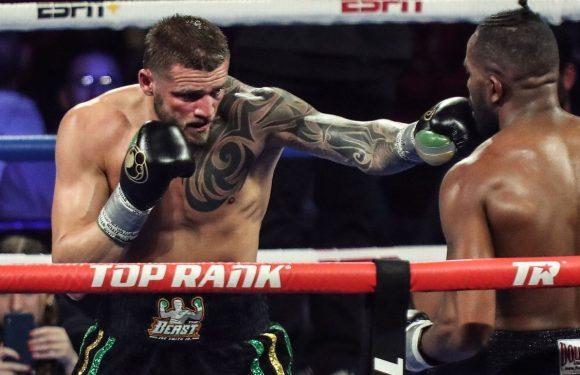 Don't let the name fool you: Joe Smith isn't an ordinary boxer