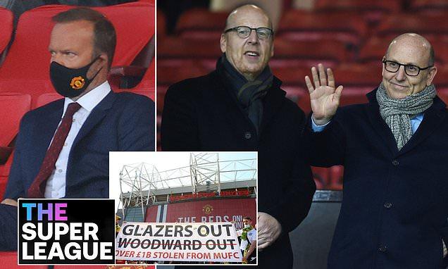 Ed Woodward apologises to Man United fans over Super League fiasco
