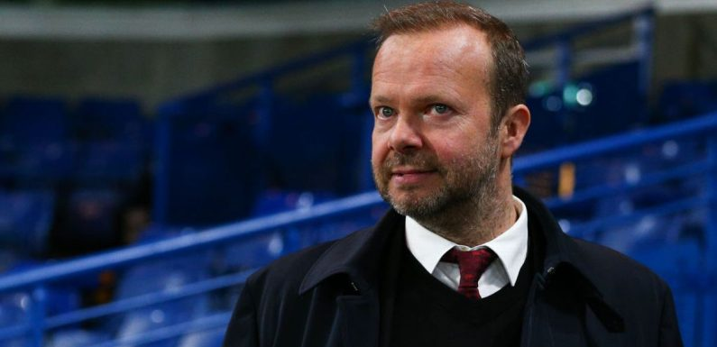 Ed Woodward breaks silence after Man Utd resignation with exit set for late 2021