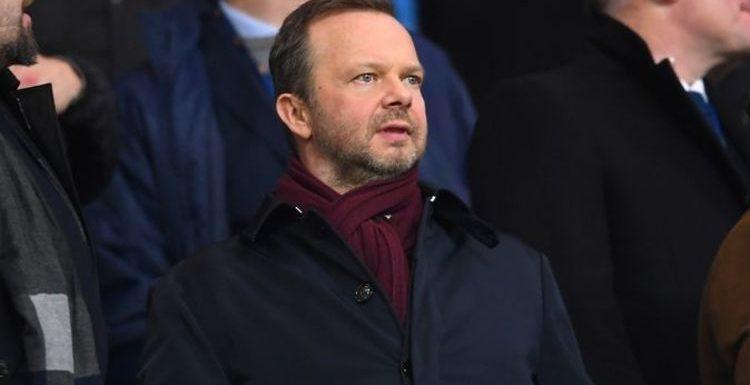 Ed Woodward resigns as Manchester United chairman amid European Super League chaos