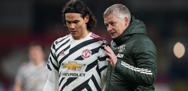 Edinson Cavani's Man Utd decision shouldn't impact Solskjaer's transfer plan