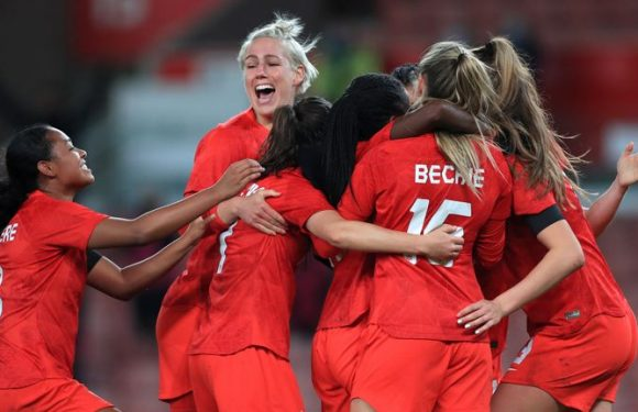 England Women 0-2 Canada Women: Lionesses' errors gift Canada victory