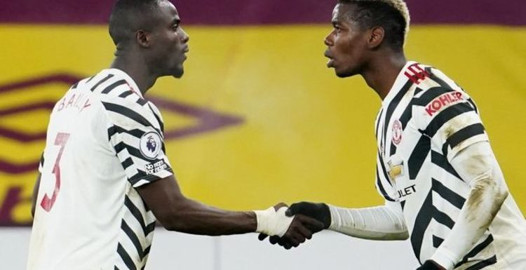 Eric Bailly's contract extension speaks volumes about Man Utd's Paul Pogba stance
