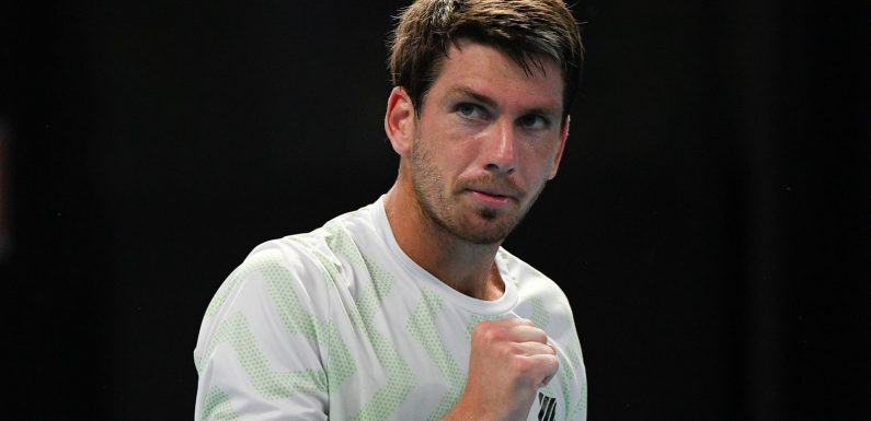Estoril Open: Britain's Cam Norrie through to second ATP Tour semi-finals of the year