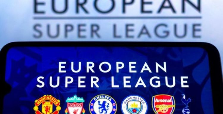 European Super League issues stern statement after Premier League clubs quit the project