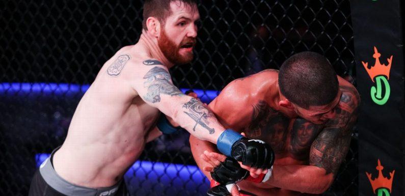 Ex-UFC champ Pettis falls to Collard in PFL debut