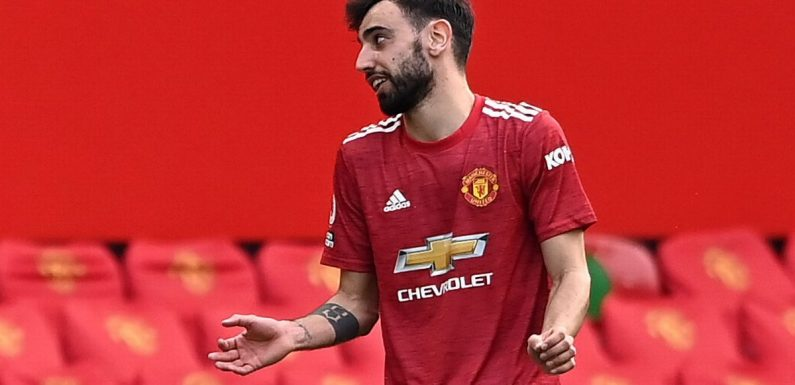 Fernandes becomes first Man Utd player to break silence on European Super League