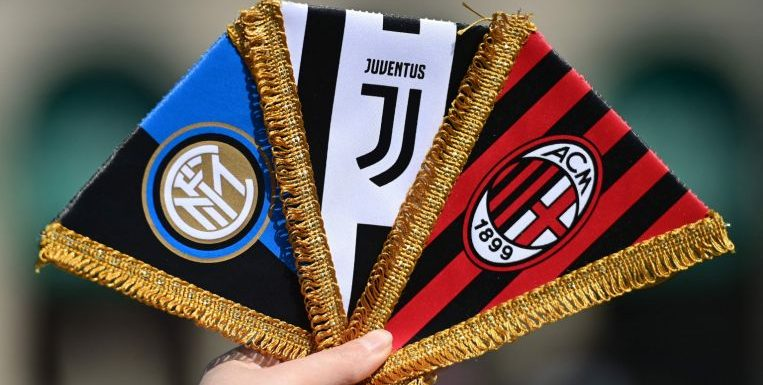 Football: Eleven Serie A clubs call for Italy's three European Super League teams to be punished