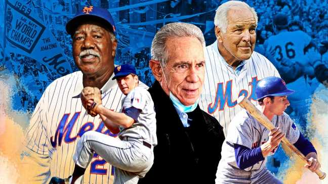 Friendship, memories and a year with the Amazin' Mets