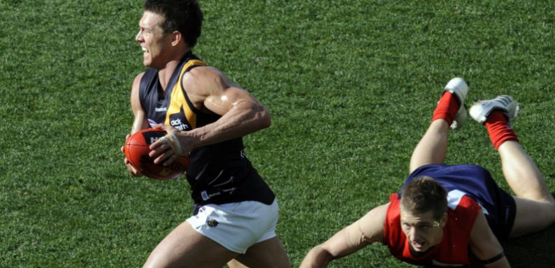 From the Archives, 2009: Richmond storm home to steal win from Melbourne