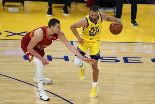"""Grading the Week: If NBA MVP race is Nikola Jokic vs. Steph Curry, we all know who it's """"gotta be"""" – The Denver Post"""