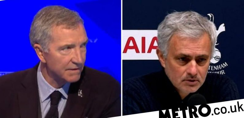 Graeme Souness makes Jose Mourinho prediction after 'surprising' Spurs sacking