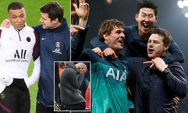 Guardiola will be out for revenge vs Pochettino in Champions League