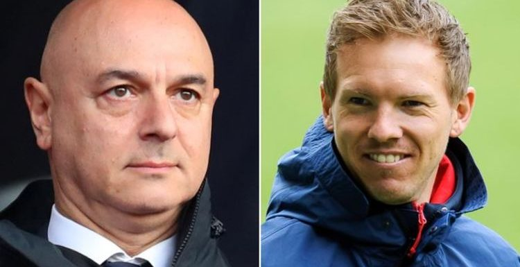 Harry Kane is 'going to leave' Tottenham unless Daniel Levy 'begs' Nagelsmann – O'Hara