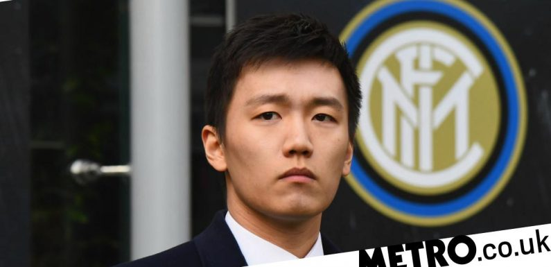 Inter president jets in for talks over future of £105m Chelsea target