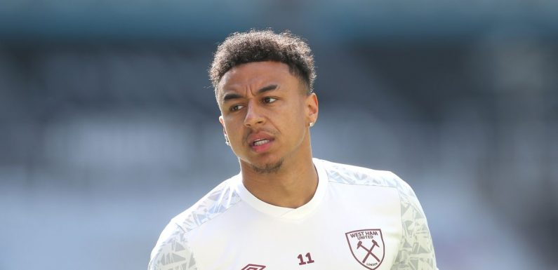 Jesse Lingard opens up on heartbreaking battle behind his struggles at Man Utd