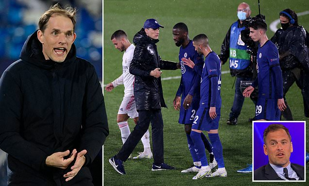 Joe Cole: Chelsea should be disappointed with Real Madrid draw
