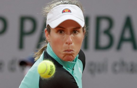 Johanna Konta focusing on clay-court campaign as she misses Billie Jean King Cup play-off