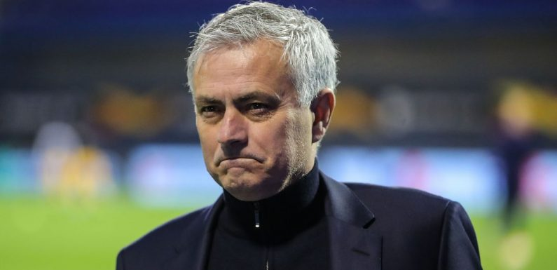 Jose Mourinho closing in on making £100m from being sacked after Tottenham axe
