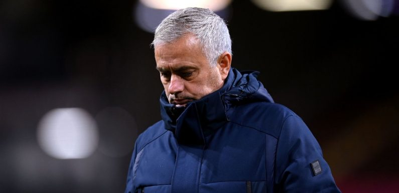 """Jose Mourinho """"never right fit"""" as Spurs encouraged to go for Brendan Rodgers"""