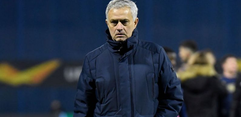 Jose Mourinho was 'summoned for talks' before being sacked by Tottenham