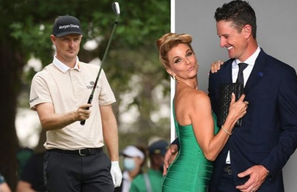Justin Rose wife: Who is The Masters star Justin Rose's wife Kate Phillips?