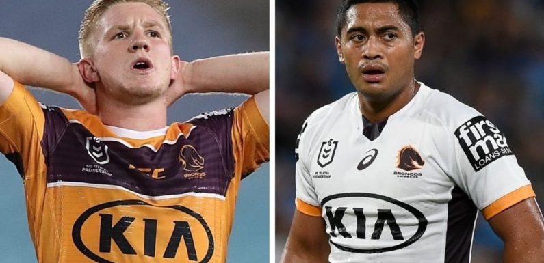 Kevin Walters axes Broncos halves after Tom Dearden defection