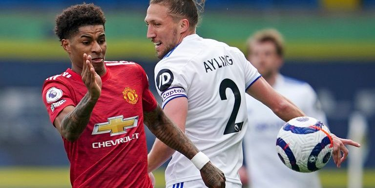 Leeds 0-0 Man Utd: Uninspiring stalemate puts Man City two wins from Premier League title