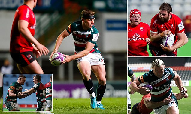 Leicester Tigers 33-24 Ulster: George Ford inspires stunning comeback