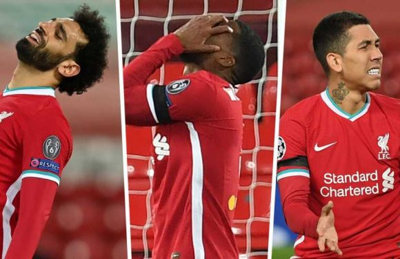 Liverpool fluff their lines as Champions League dream ends in familiar fashion