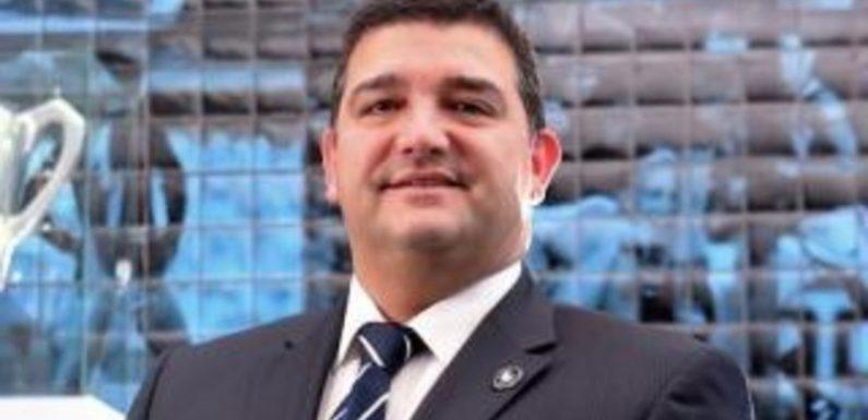 LoGiudice to step down as Blues president at season's end