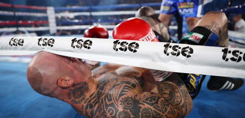 Lucas Browne's angry 5am message to critics after Gallen fight