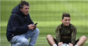 Lucas Torreira's father explains transfer situation with Arsenal future unclear