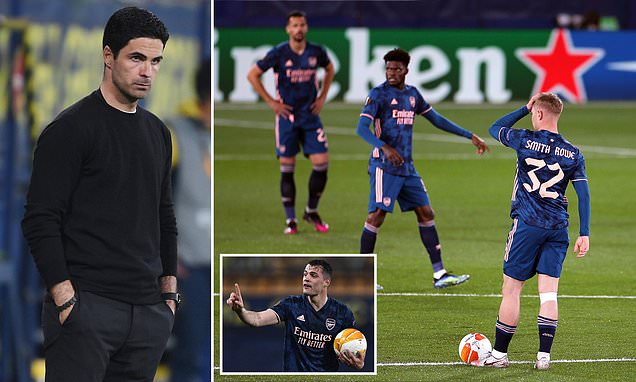 MARTIN KEOWN: Tinkerman Mikel Arteta is lucky he is still in a job