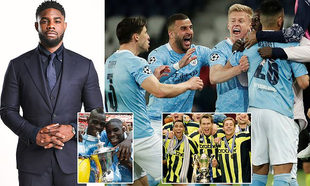 MICAH RICHARDS: City beating PSG can change course of club's history