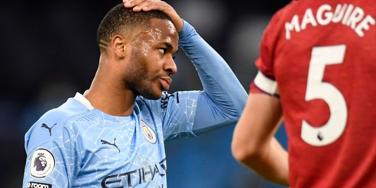 Man City boss Pep Guardiola tells 'extraordinary' Raheem Sterling to be ready and seize next opportunity