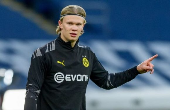 Man Utd and Chelsea dealt joint transfer blow as Erling Haaland makes Man City decision