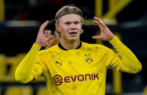 Man Utd can aid £130m Erling Haaland pursuit with Jesse Lingard transfer decision