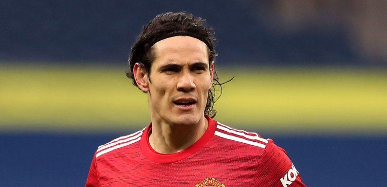 Man Utd desperate for one more year of Cavani before 2022 Haaland plan