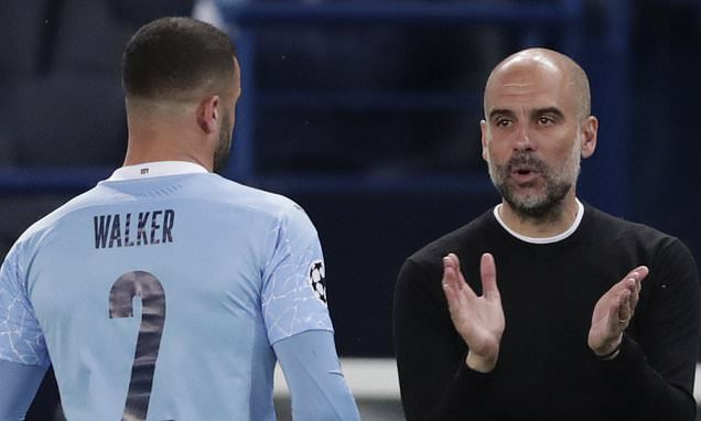 Manchester City ran all over PSG  after Pep Guardiola takes brakes off