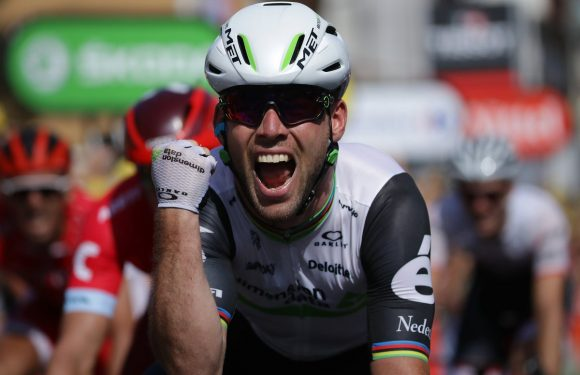 Mark Cavendish proves he is still a long way from the finish line with Tour of Turkey hat-trick