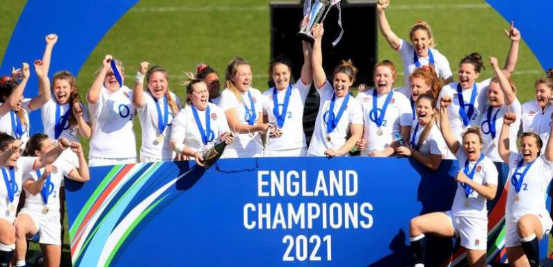 Match Report – England 10 – 6 France Women