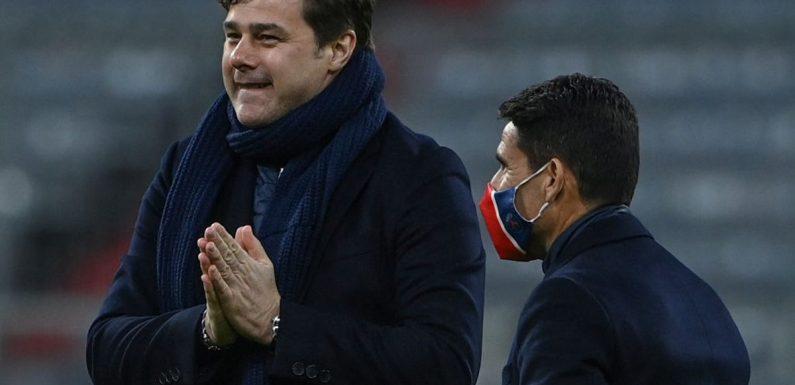 Mauricio Pochettino praises PSG 'geniuses' for beating Bayern Munich by working 'like a team'